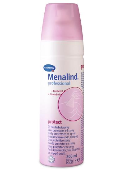 Aceite protector Menalind - Hidratar la piel de un paciente encamado