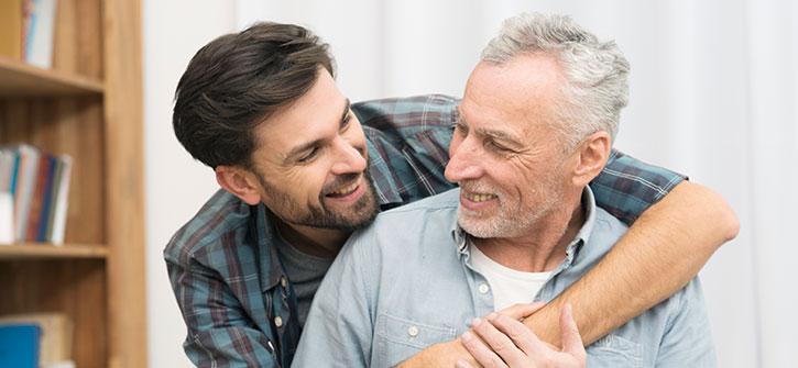 Ejercicios de relajación para cuidadores y pacientes