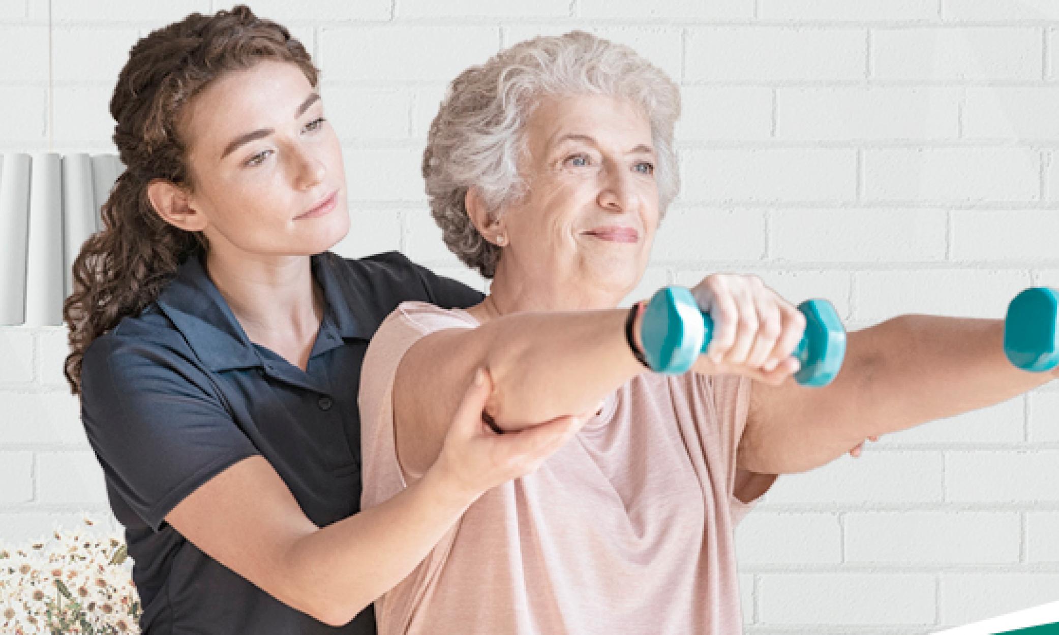 Actividad Física para personas mayores con hipertensión
